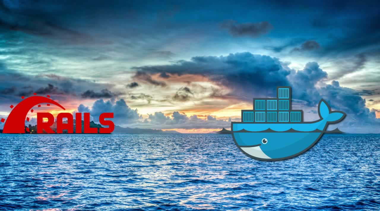 How to painlessly set up your Ruby on Rails dev environment with Docker