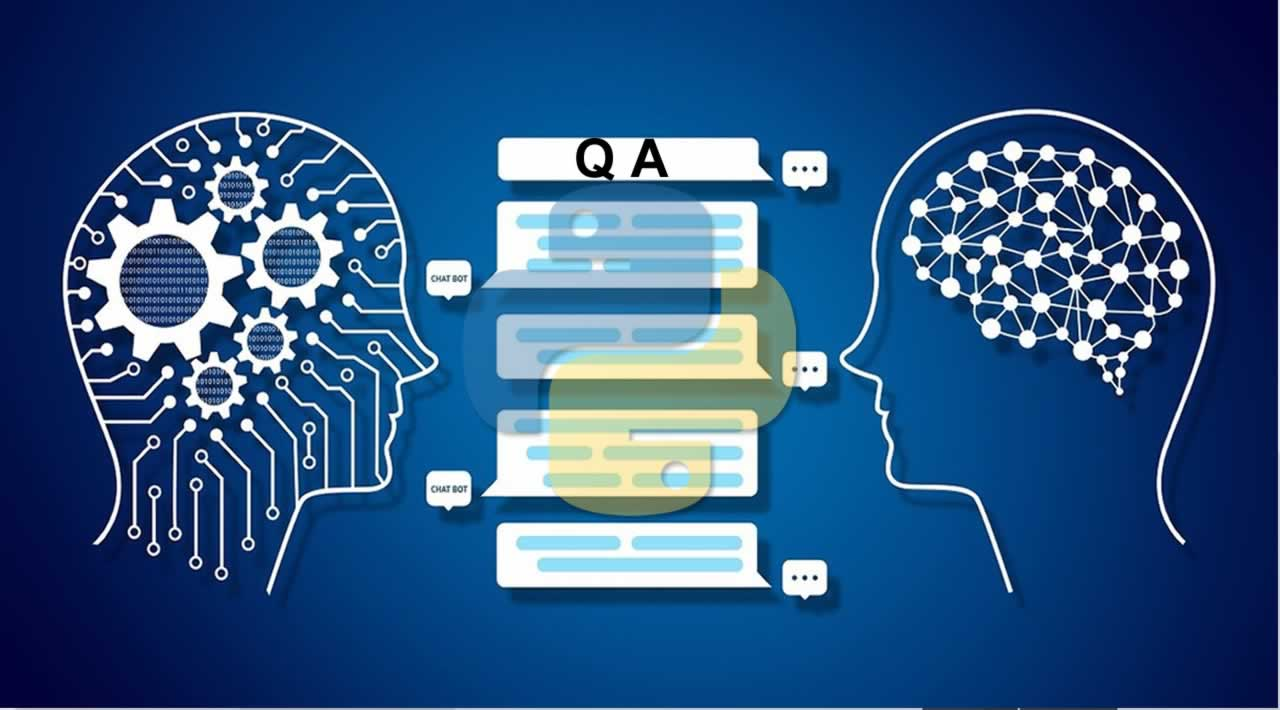 How to create your own Question-Answering system easily with python