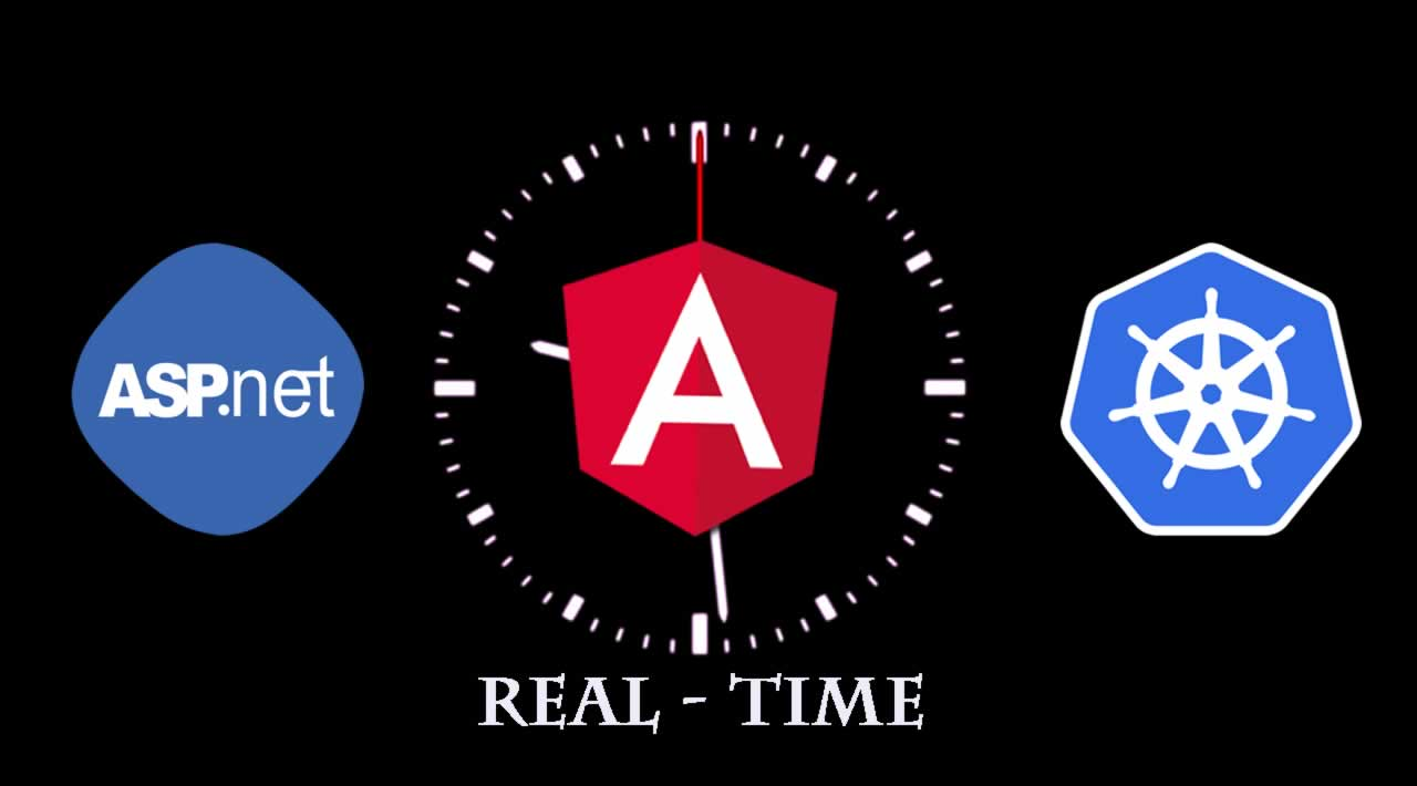 How to Add real-time Web Functionality to Angular app using ASP.NET