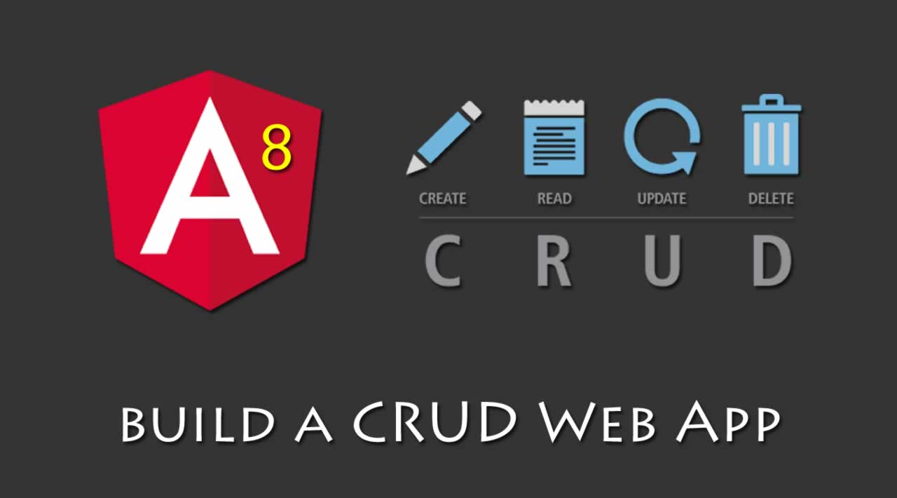 How to build a CRUD Web App with Angular 8.0