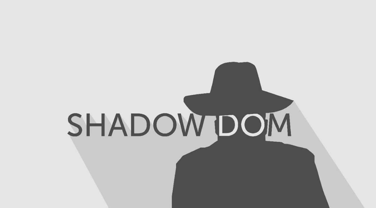Understanding the Shadow DOM