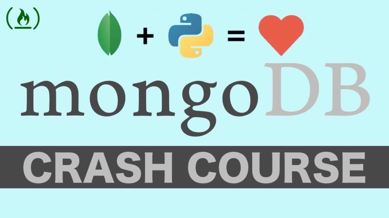 MongoDB with Python Crash Course - Tutorial for Beginners