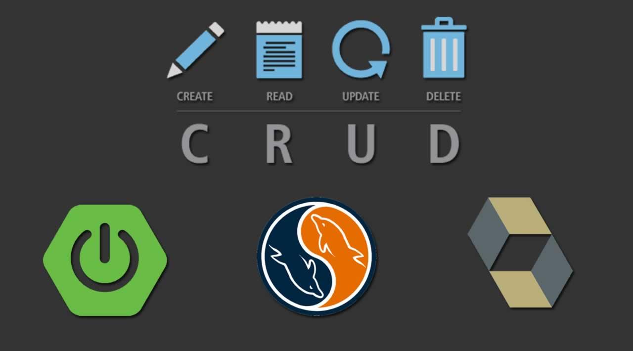 Building a Simple CRUD App using Spring Boot, MySQL, JPA/Hibernate