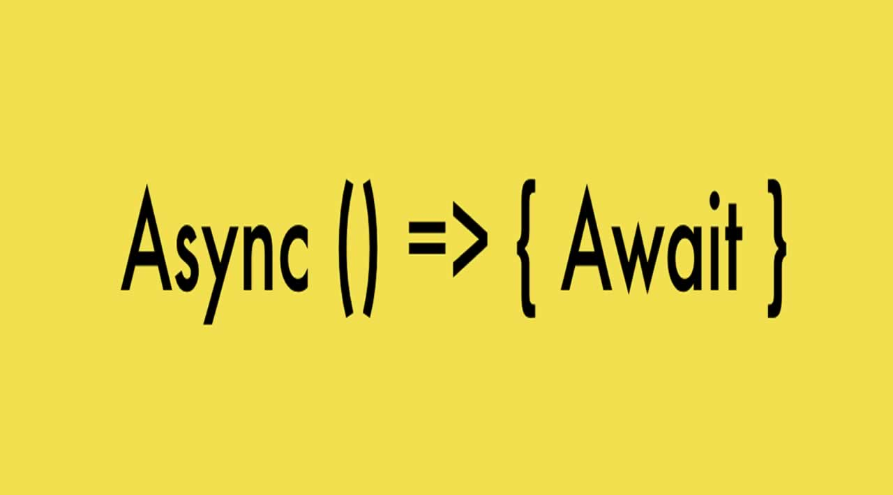 How To Master Async/Await With This Real World Example