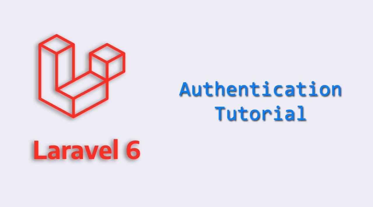 Laravel 6 Authentication Tutorial: Login/Register/Password Reset UI