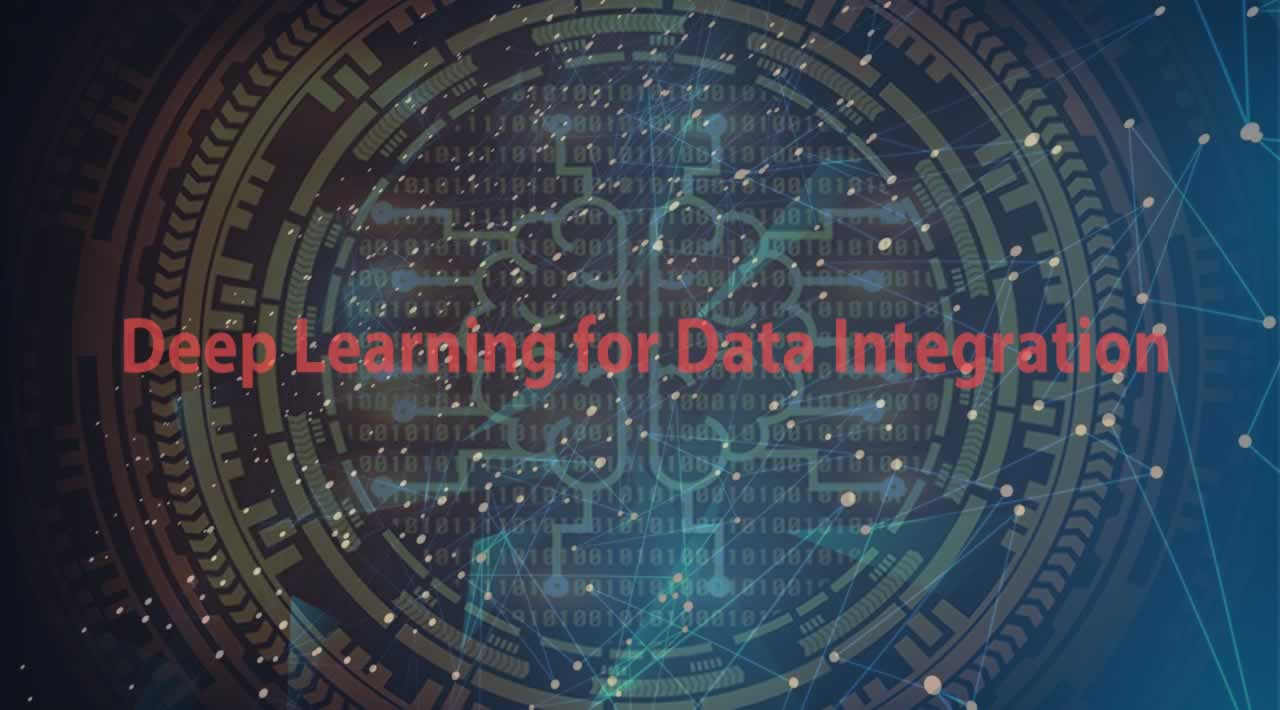 Deep Learning for Data Integration