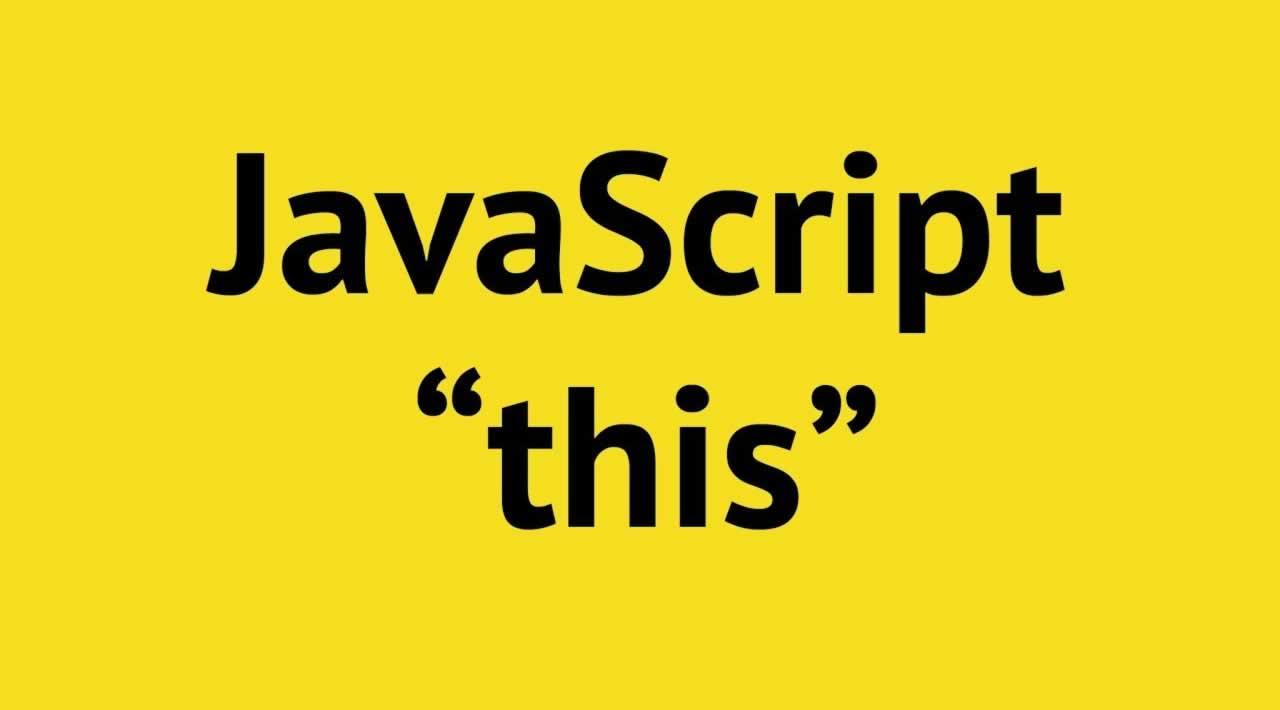 Understanding this in JavaScript