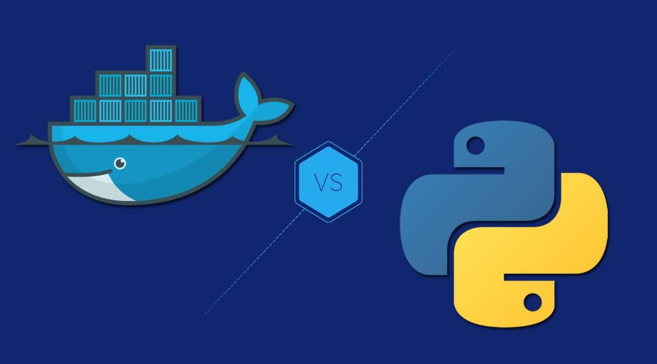 Dockerizing a Simple Python Process
