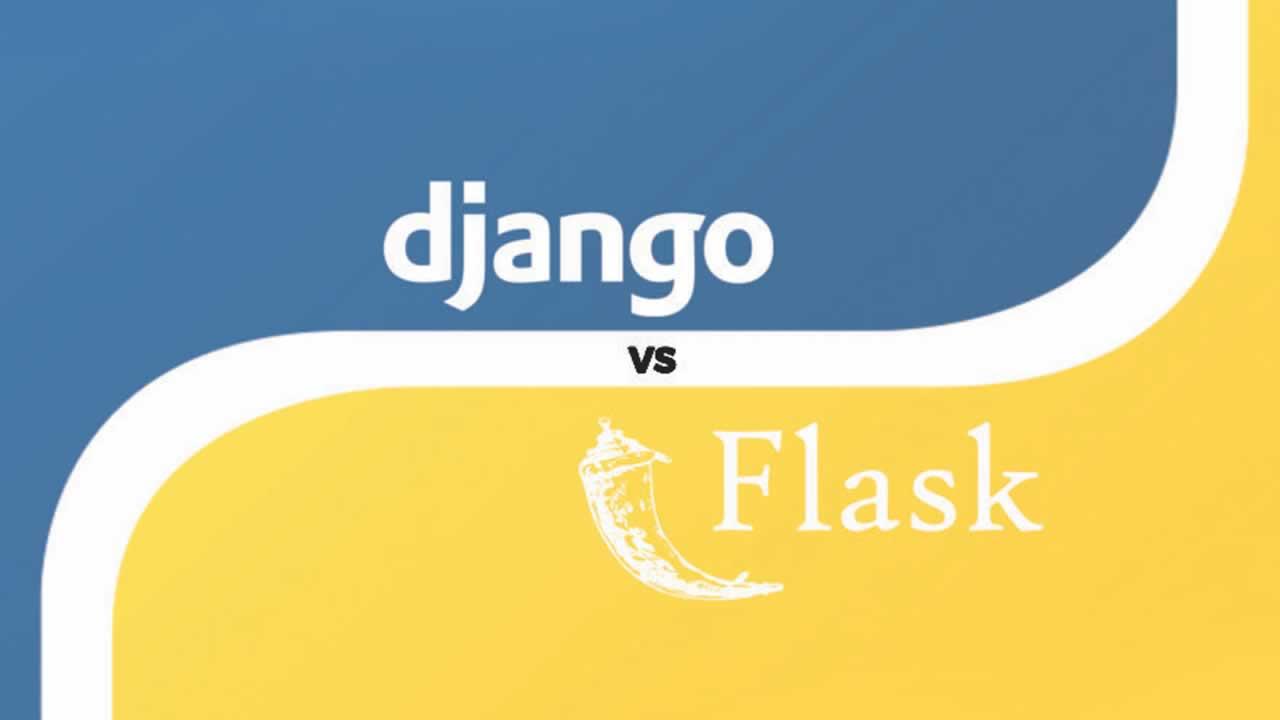 An In-Depth Comparison – Flask vs Django