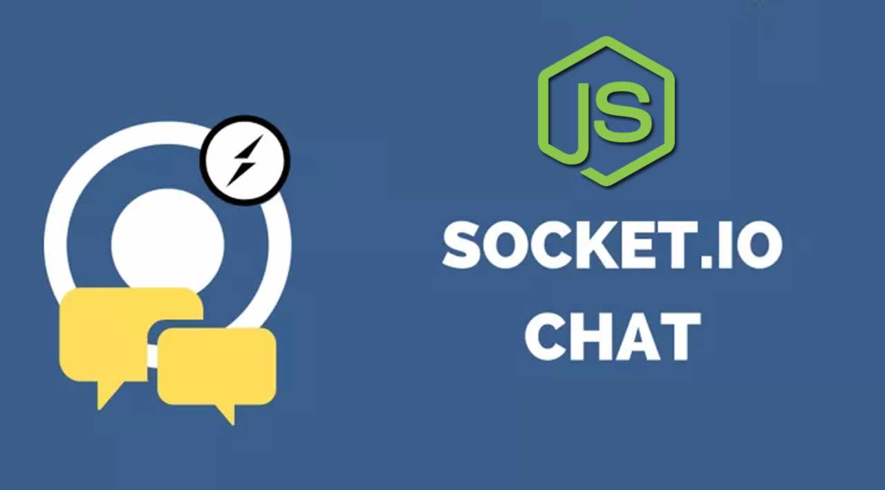 How to build a command-line chat app using SocketIO
