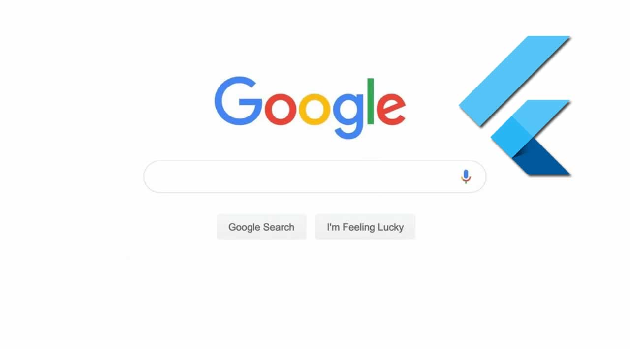Build Your Own Google Search with Flutter for Web