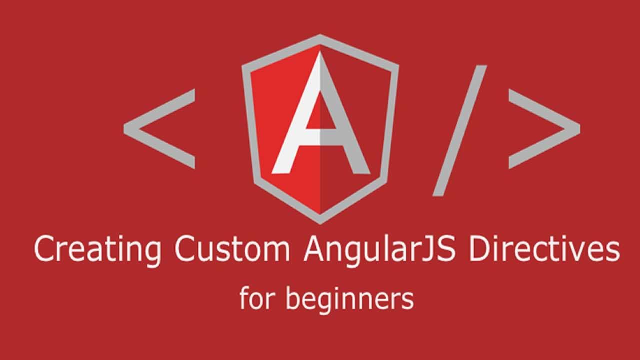 Creating custom AngularJS directives for beginners