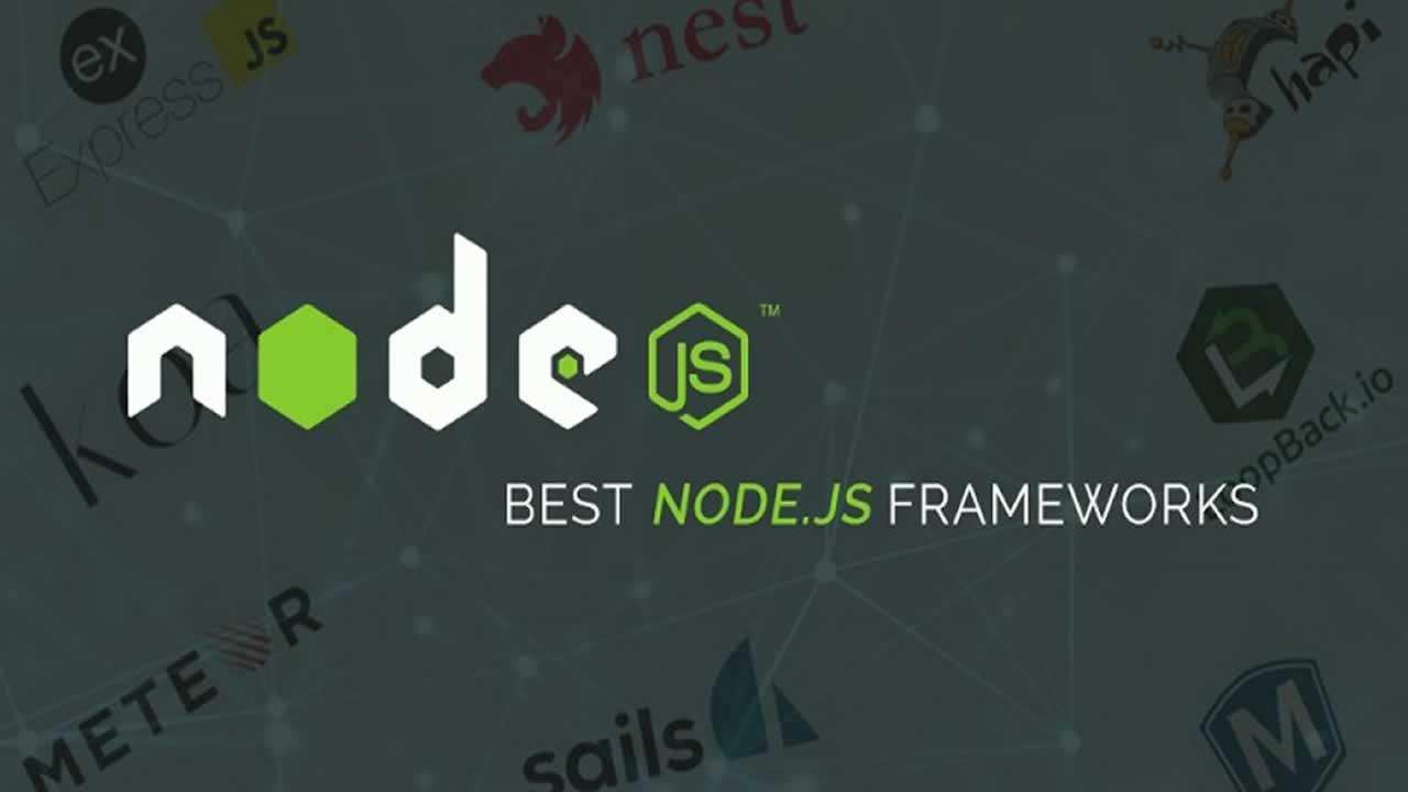 Top 10 Node.js Frameworks